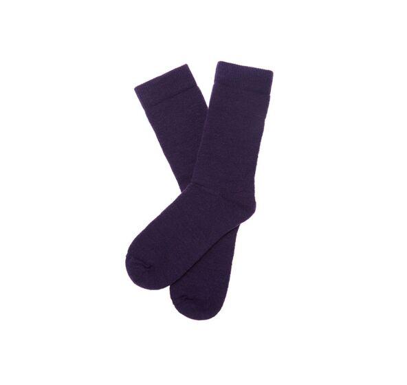 Barbour Ladies Boot Socks Huckleberry