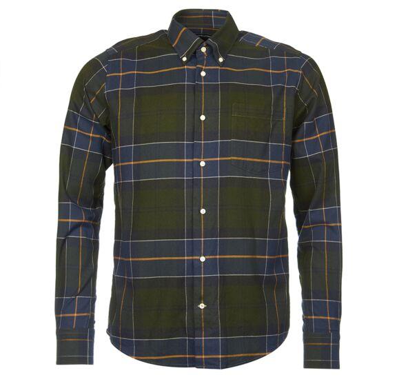 Barbour Lustleigh Shirt Forest