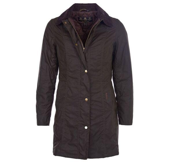 Barbour Belsay Wax Jacket Olive
