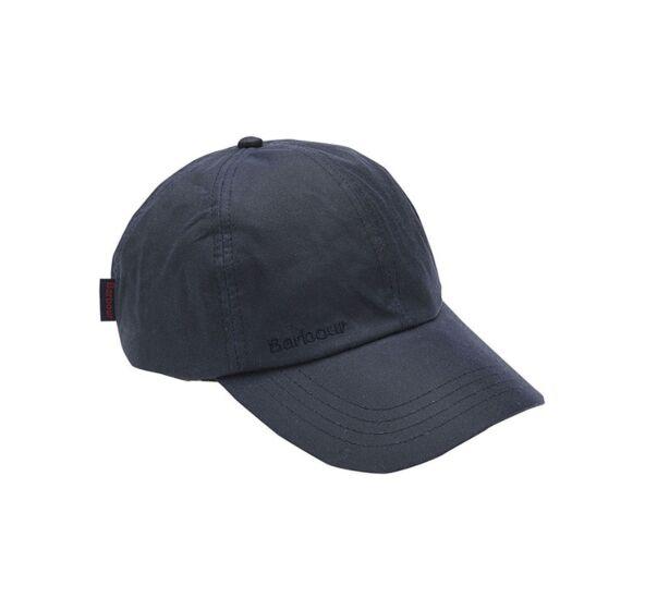 Barbour Wax Sports Cap Navy