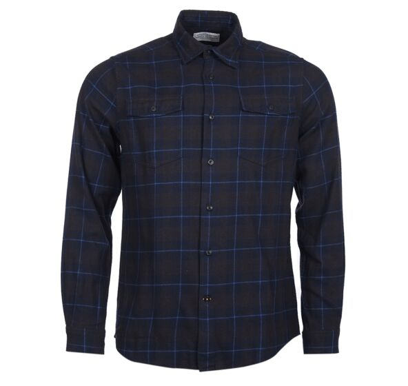Barbour Mizen Shirt Navy