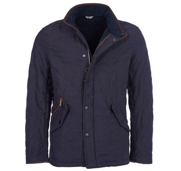 Barbour Bowden Quilt Jacket Navy