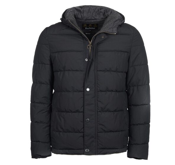 Barbour Wareford Jacket Navy