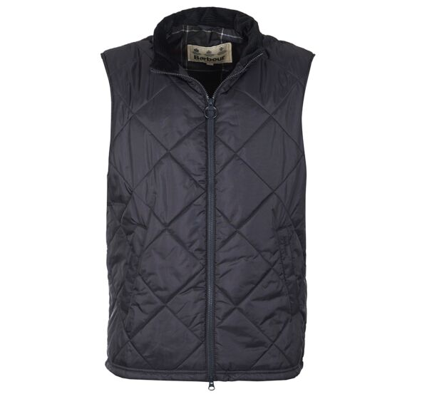 Barbour Finn Quilted Gilet Navy