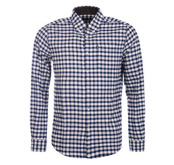 Barbour Blake Shirt Navy