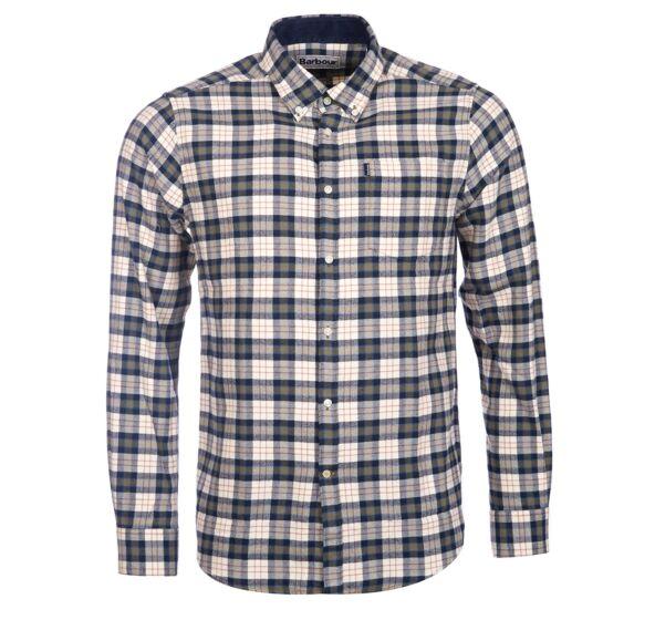 Barbour Blake Shirt Olive