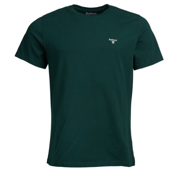 Barbour Sports T-Shirt Seaweed