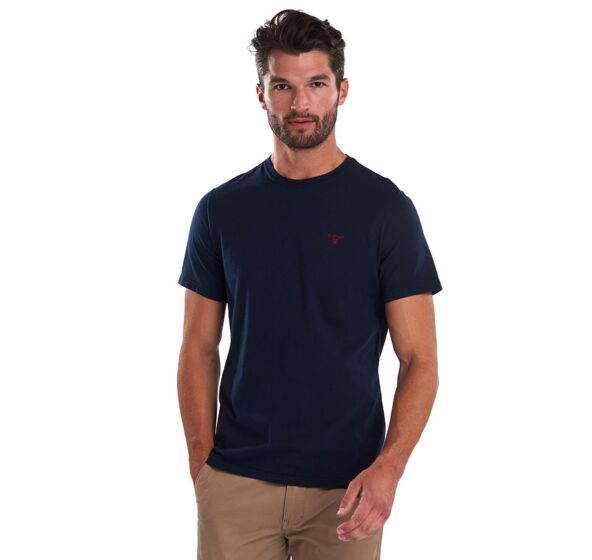 Barbour Sports T-Shirt Navy