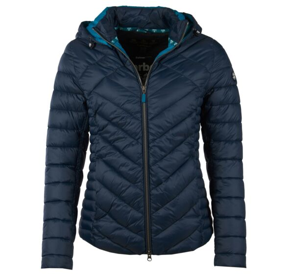 Barbour Pentle Quilted Jacket Navy