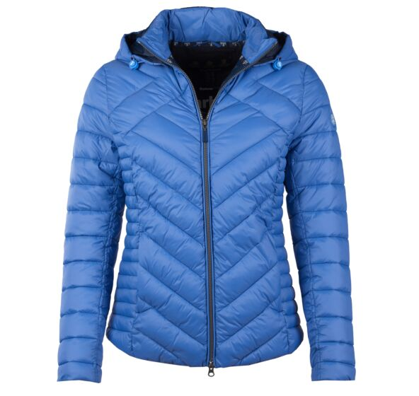 Barbour Pentle Quilted Jacket Shore Blue