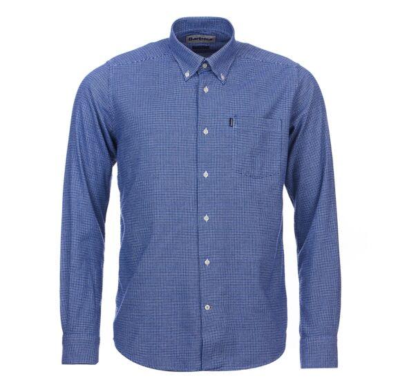 Barbour Ruben Shirt Navy