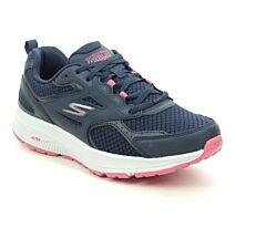 Skechers GoRun Consistent Navy/Pink