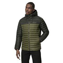 Berghaus Men's Vaskye Insulated Jacket Ivy Green/Peat