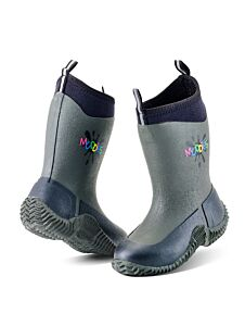 Grubs Icicle 5.0 Muddies Boot Charcoal