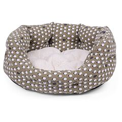 Petface Sleepy Sheep Oval Bed