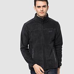 Jack Wolfskin Men's Moonshine Altis Fleece Jacket Black
