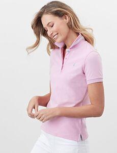 Joules Pippa Polo Shirt BonBon Pink