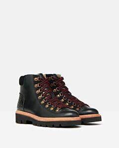 Joules Montrose Hiker Boots Black