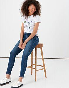 Joules Nicole Jeans Mid Indigo