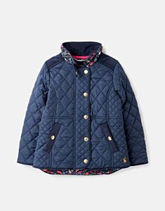 Joules JNR Newdale Jacket French Navy