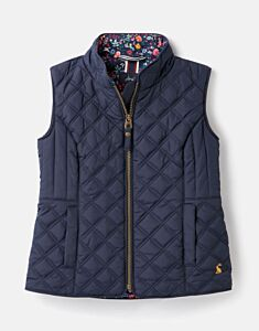 Joules JNR Minx Gilet French Navy
