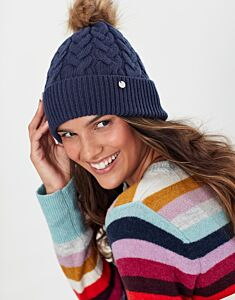 Joules Elena Hat French Navy
