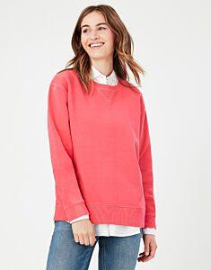 Joules Monique Crew Sweater Pink