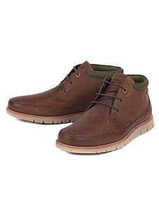 Barbour Men's Nelson Boots Chocolate