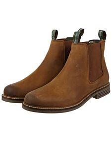 Barbour Farsley Boots Dark Tan