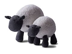 Petface Sheep Dog Toy Small