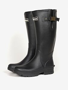 Barbour Men's Tempest Wellington Boots Black