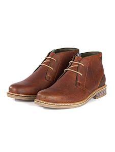 Barbour Readhead Boots Cognac