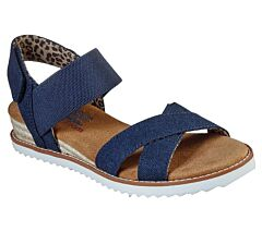 Skechers BOBS Desert Kiss - Secret Picnic Navy