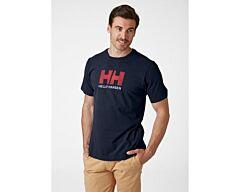 Helly Hansen Logo T-Shirt Navy