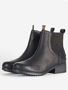 Barbour Eden Chelsea Boots Black