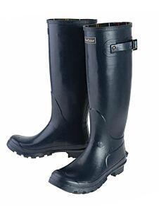 Barbour Women's Bede Wellington Boots Navy