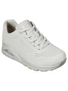 Skechers Women's Uno - Stand on Air Off White