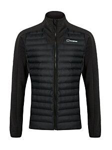 Berghaus Men's Hottar Hybrid Insulated Jacket Jet Black
