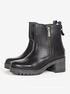 Barbour Mckeand Ankle Boots Black