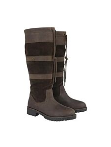 Cabotswood Amberley Ladies Boots Oak / Chocolate