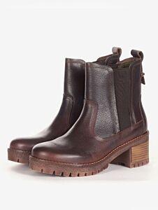 Barbour Kirk Chelsea Boots Brown
