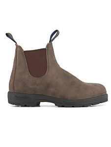 Blundstone 584 Pull on Chelsea Boot Rustic Brown