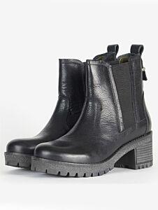 Barbour Kirk Chelsea Boots Black