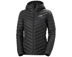 Helly Hansen Women's Verglas Hooded Down Insulator Jacket Black