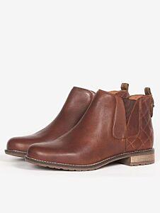 Barbour Maia Chelsea Boots Teak