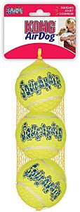 Kong Air Tennis Ball Pack Of Three
