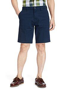 Timberland Straight Chino Shorts Dark Sapphire
