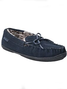 Hush Puppies Ace Slippers Navy