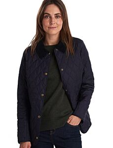 Barbour Annandale Quilted Jacket Navy