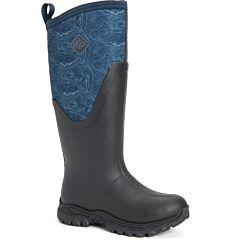 Muck Boots Women Arctic Sport II Tall Navy/Black